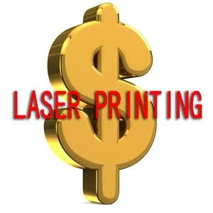 Laser printing fee