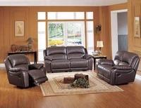 Canape inclinable 1   2   3 places pour le salon  canape de salon  en cuir de vache veritable  pour le cinema  meuble de maison