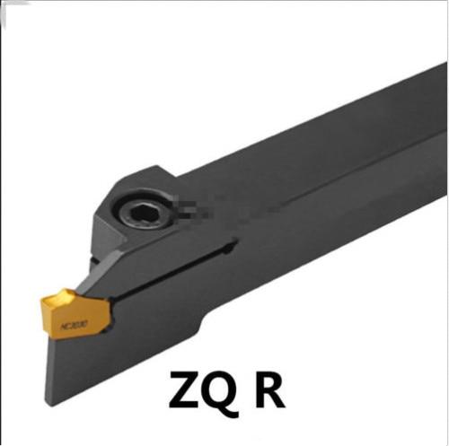 ZQ2525R-06 External Grooving Holder Cut-Off Slotting Cutter 6mm SP600