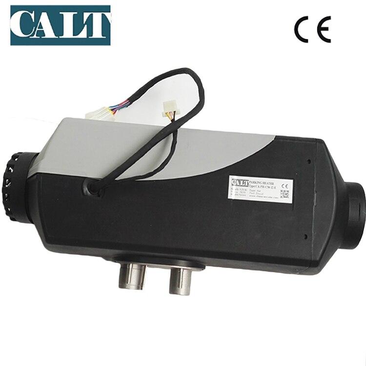CALT 12V 24V 5KW watts gas gasoline air parking heater with knob controller similar eberspaecher heater