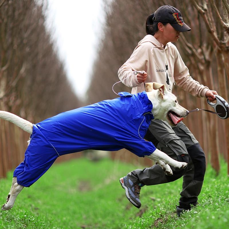 Imbracaminte impermeabilă impermeabilă pentru câini pentru animale - Produse pentru animale de companie - Fotografie 5