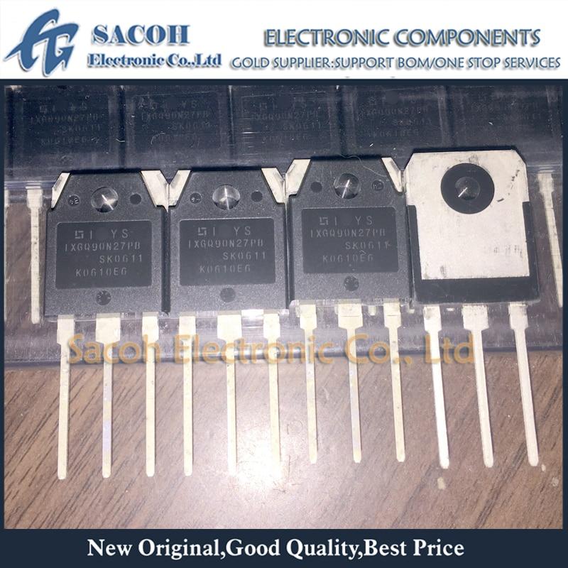 Free shipping 10Pcs IXGQ90N27PB or IXGQ90N33TC IXGQ90N33TB TO-3P 90A 270V High Speed IGBT