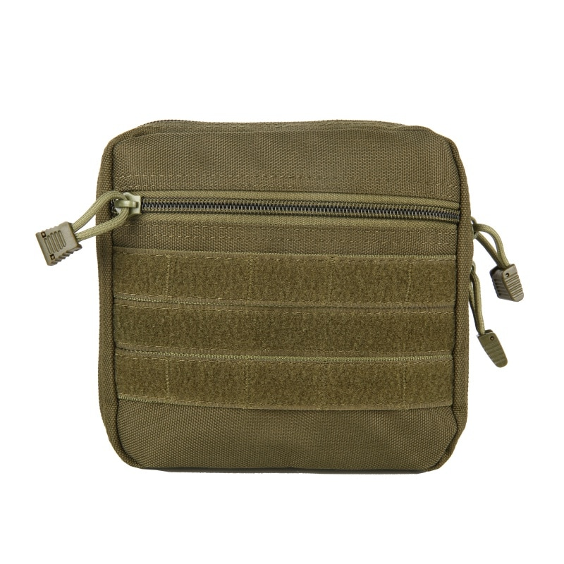 New Muti-functional 1000D Molle Admin Magazine Storage Men's Tactical Pouch For Air Gun Pistol Holster Bag Hunting accessories