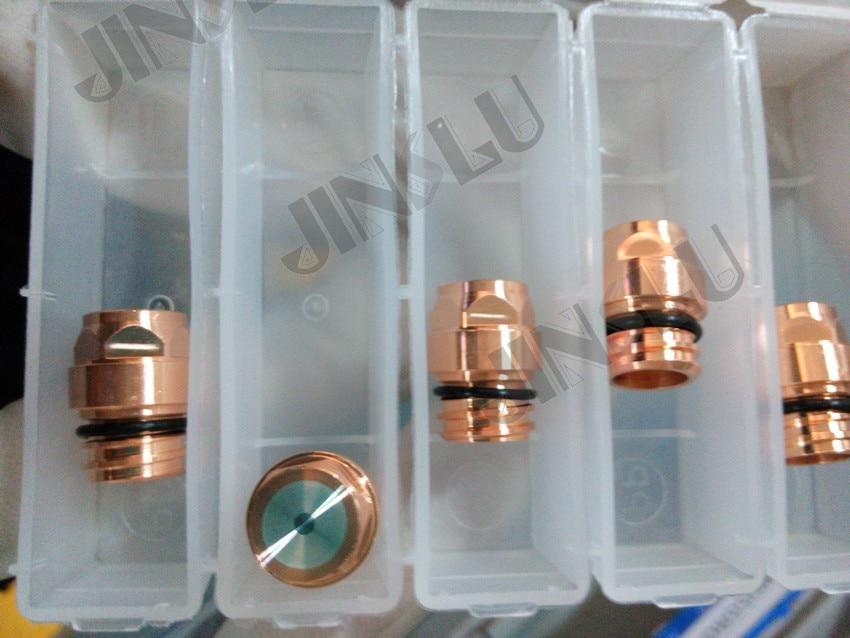 5 шт., сменные Плазменные расходные материалы для электрода PT 36, артикул № 0558003914