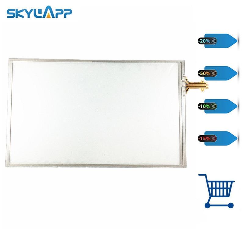 Skylarpu 10 Uds pantalla táctil de 6 pulgadas para TomTom start 60 60M GPS panel de navegación táctil digitalizador de vidrio reemplazo envío gratis