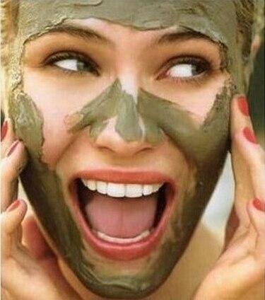 Envío Gratis polvo de Spirulina Natural máscara de polvo de colágeno espirulina 100 g