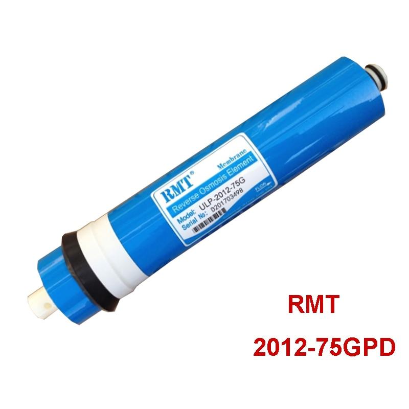 RMT ULP-2012-75GPD RO Membrane Reverse Osmosis Water Filter Cartridge Water Purifier General Common RO Filter System Standard