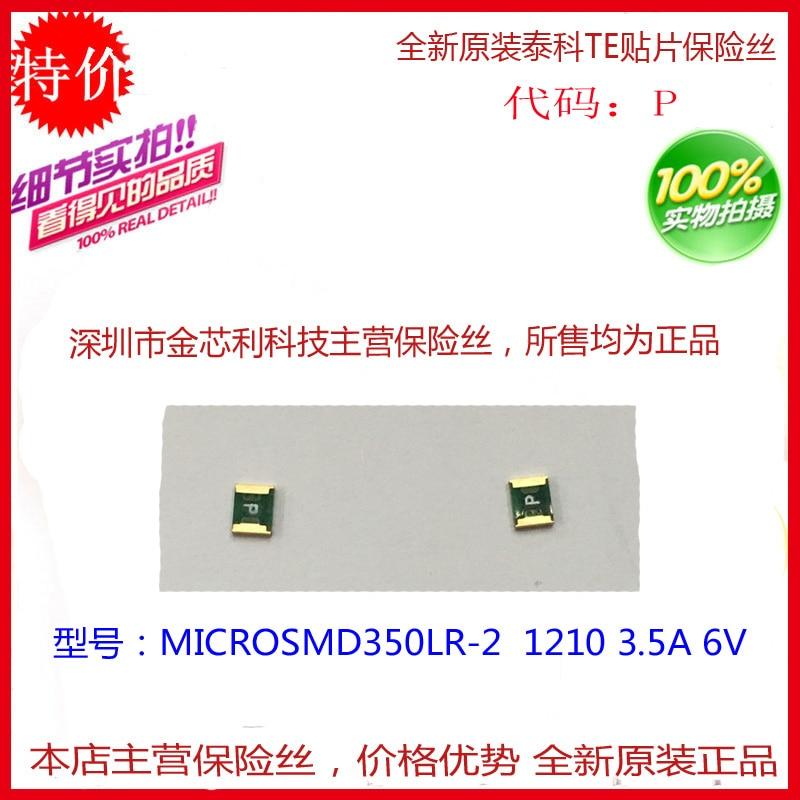 chip fusivel recuperacao microsmd350lr 2 1210 35a 6 v tela de seda p