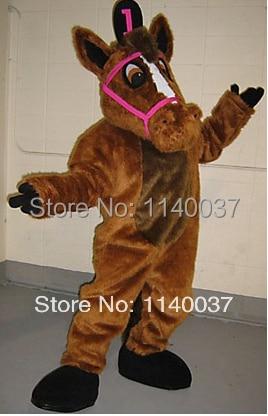 mascot  Leisure Horse mascot costume custom fancy costume anime cosplay kits mascotte theme fancy dress carnival costume