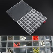 48 grilles boîte en plastique boîte à bijoux réglable perles pilules Nail Art boîte de rangement organisateur pour lorganisation de ménage de bureau