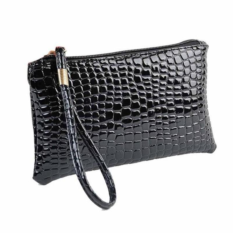 Aelicy, moda 2020, monedero para mujer, cartera, tarjetero, cartera para mujer, bolsos de mano, Color sólido, estuche para tarjetas de crédito, paquete de cartera