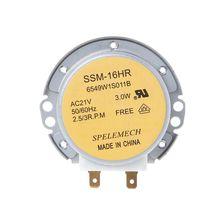 1 Pc Magnetron Draaitafel Synchrone Motor SSM-16HR 21V 3W 50/60Hz Voor Lg