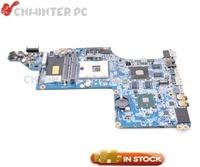 NOKOTION DA0LX6MB6F2 605320-001 615307-001 For HP Pavilion DV7T DV7-4000 Laptop Motherboard HM55 DDR3 HD5650M 1GB i7 cpu only