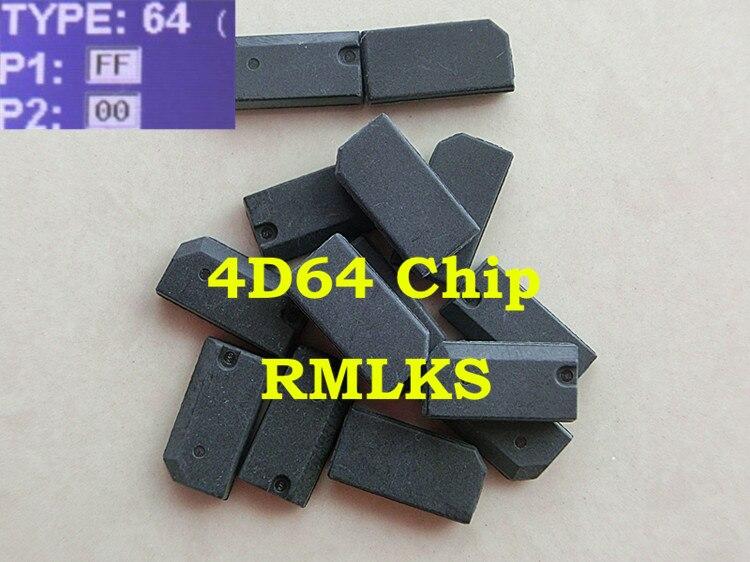 Transpondedor automático RMLKS 4D64 Chip apto para Chrysler para esquivar para Jeep Chip