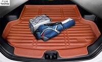 Boot Cargo Liner Tray For Buick Regal Opel Vauxhall Holden Insignia 2008 - 2017 Trunk Floor Mat Liner 2009 - 2012 2013 2015 2016