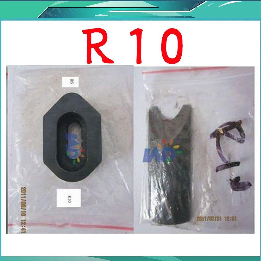 R10 Morrem Substituível Lâmina para Todo o Metal Canto Rounder Soco Cortador de Lâmina Superior e Inferior