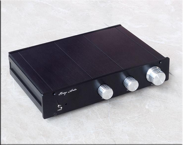 Linkwitz-riley eletrônico 2way crossover dois dividido-frequência amplificador de alta fidelidade