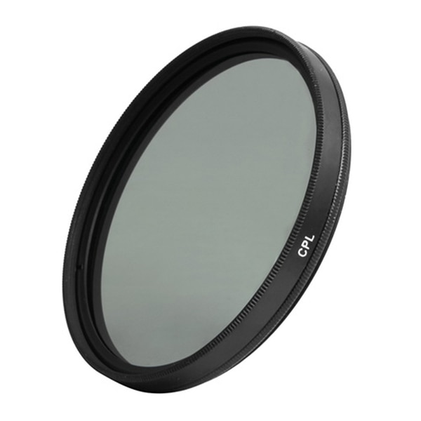 55 mm Circular polarizador CPL C-PL filtro Lens 55 mm