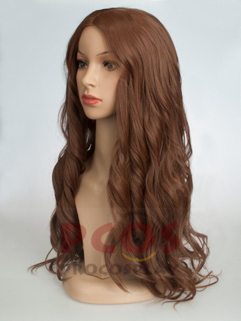 Procosplay wanda maximoff cosplay cabelo scarlet bruxa cosplay perucas mp004109