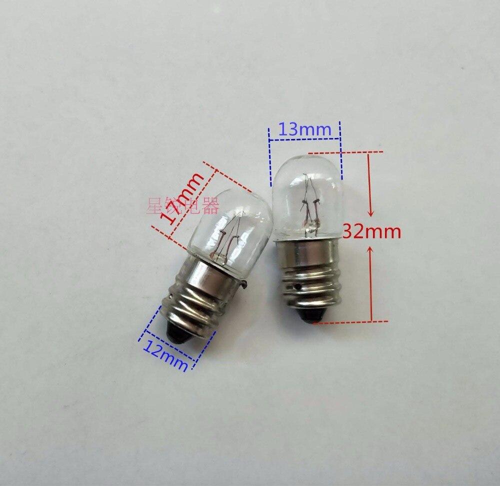 لمبة إضاءة بحرية E12 18V0.11a ,24V30V0.11A