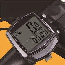 Chronomètre vélo ordinateur étanche Portable LCD affichage vélo câble Code compteur compteur de vitesse odomètre accessoire vélo