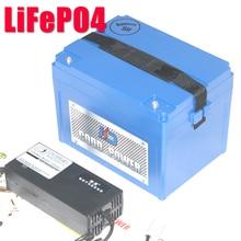 48 V LiFePO4 Elektrische fahrrad Akku 2000 zeit Super Power 48 V 20AH 3,2 V Zellen