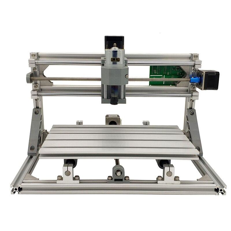 Mini Laser Engraving Machine CNC 3018 Laser engraver DIY Hobby Cutting Tools  GRBL for Wood PCB PVC Mini CNC Router CNC3018