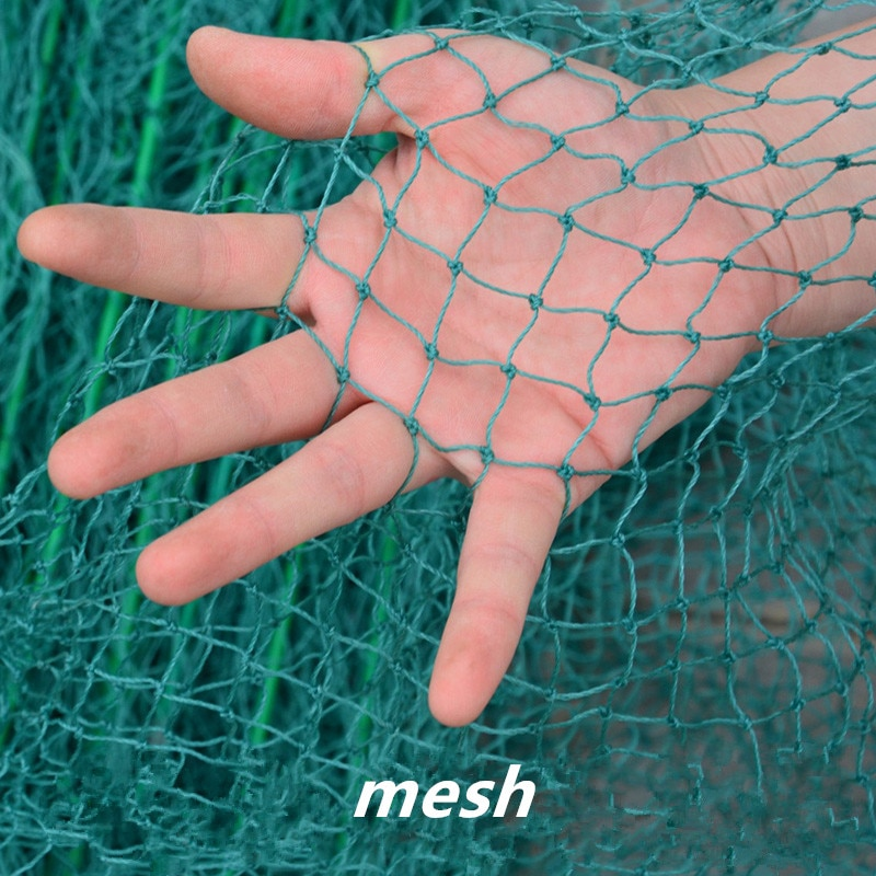 length 4.2m/10m/14m fishing cage fishing net outdoor fish tool rede de pesca Shrimp cage crab cage armadilha Fishing supplies enlarge