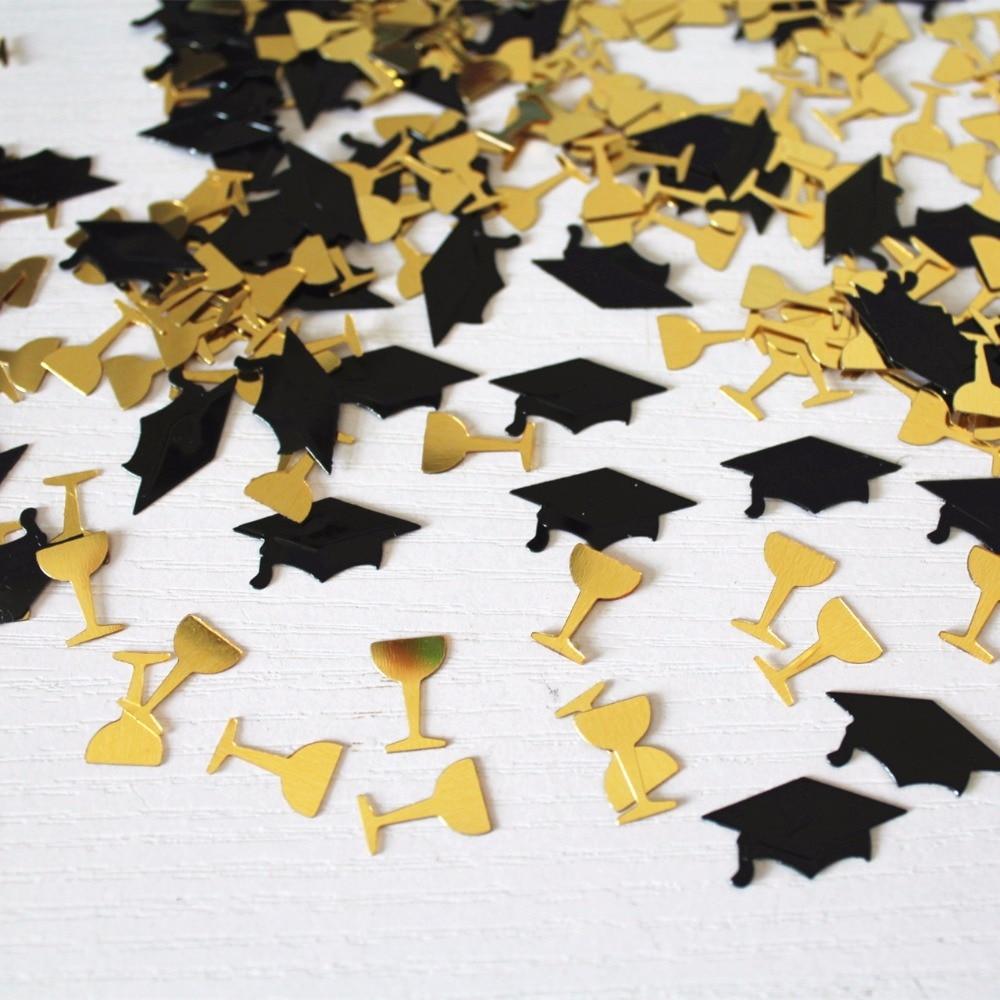 2019 graduierung konfetti Grad congrats feier party dekoration liefert papier verwenden