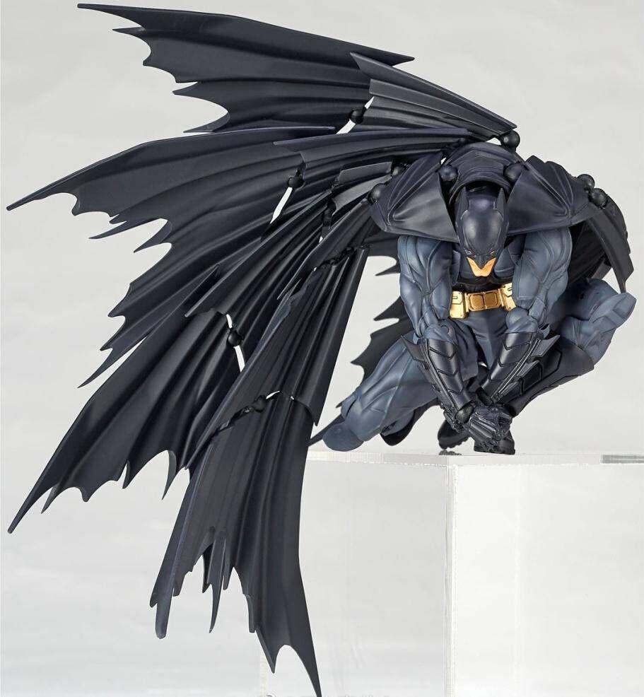 Increíble Yamaguchi 009 DC 15cm Liga de la justicia Batman superhéroe BJD figuras en miniatura de juguete
