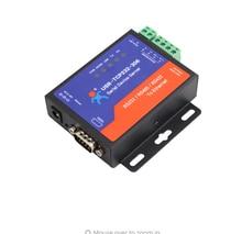 Convertisseur série vers TCP IP   Prise en charge de DNS DHCP, Webpage RS232 intégré, RS485 et RS422
