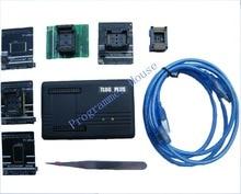 Free shipping ProMan TL86_Plus nor nand programmer repair tool copy NAND FLASH data recovery tool+TSOP48&56 TSOP56 adapter