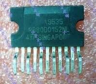 TDA9535 ZIP11 original   Nouveau 100%