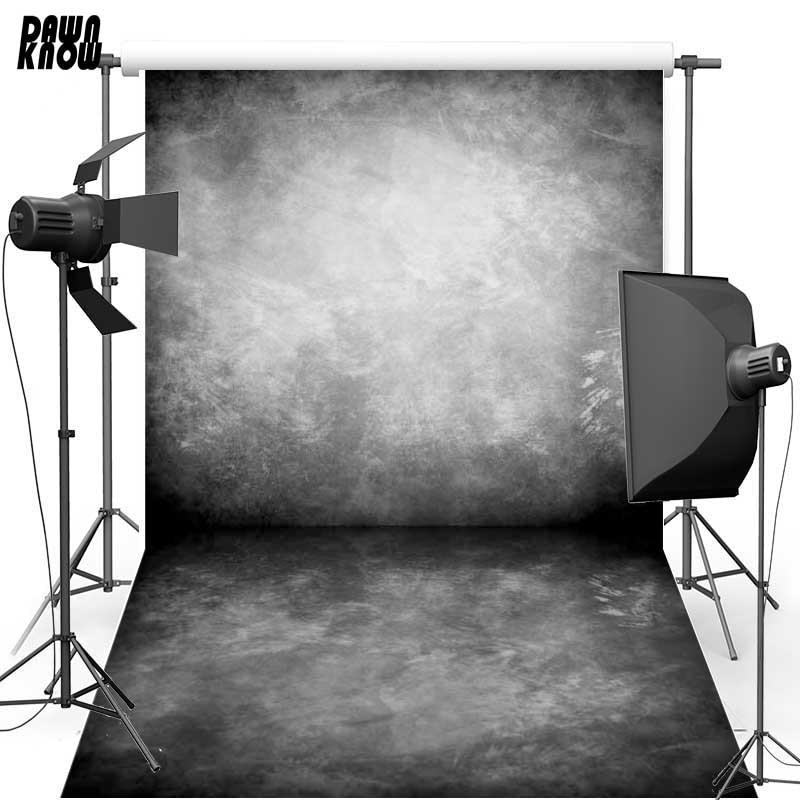 Виниловый фон для фотосъемки в винтажном стиле для свадебной фотосъемки из полиэстера с бетонной темно-серой стеной для фотостудии F744
