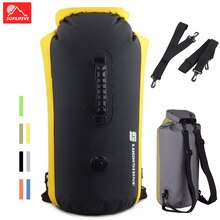 35/60L sac à dos de natation étanche sac de voyage en plein air Kayak Rafting sac sec sac grande capacité sac de navigation étanche sac à dos