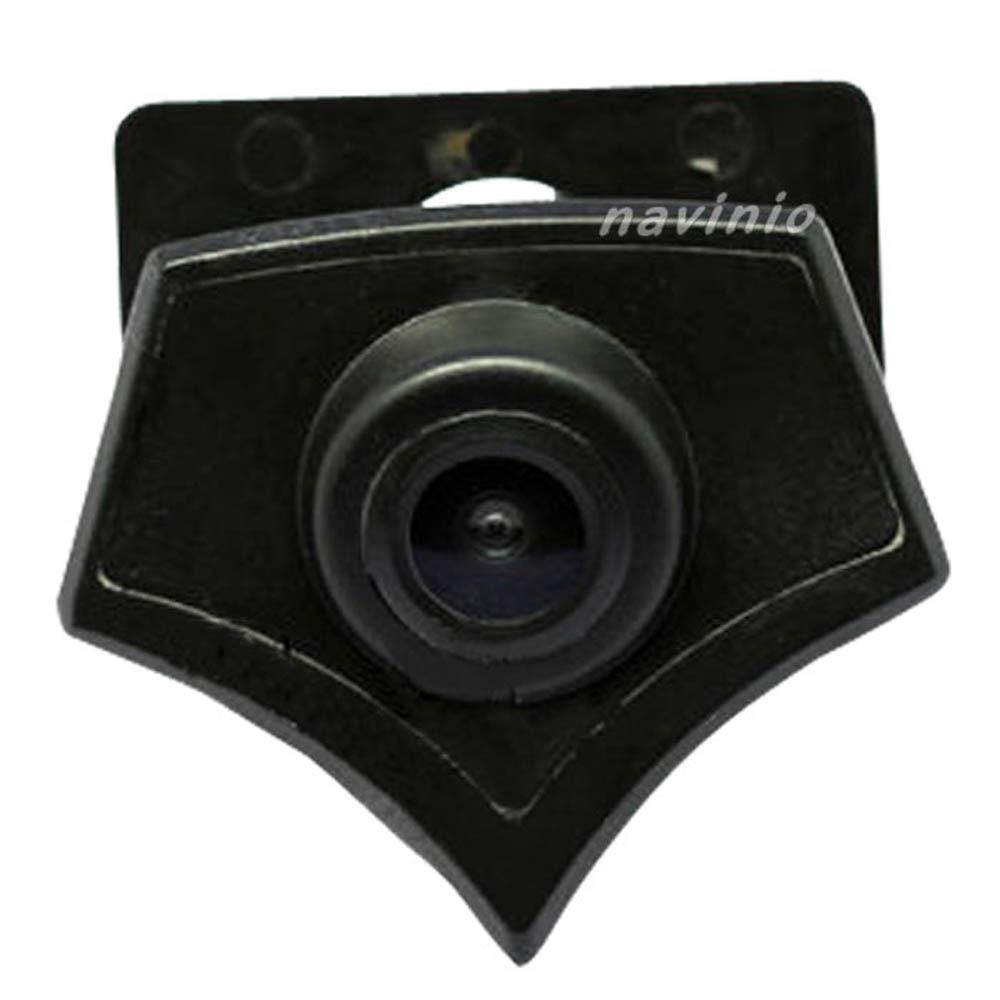 Para a Sony CCD Mazda 2 3 5 6 CX-7 CX-9 MX-5 câmera logotipo Dianteiro do Carro MPV R8 carro especial câmara de estacionamento frente