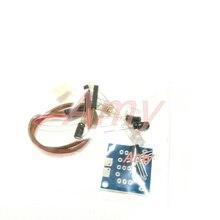 5 pcs/lot bricolage électronique production suite/simple flash circuit production suite/5 MM LED flashs Kit facile