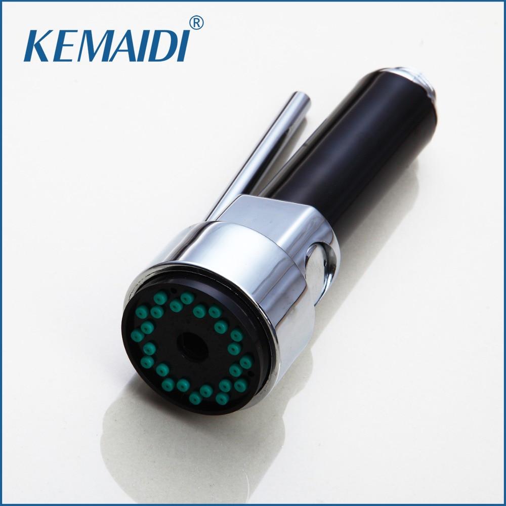 KEMAIDI Luxus Hochwertige Küchenarmatur Spray Auslauf Badezimmer Ersatz Sprayer Plastica Stream Auslauf