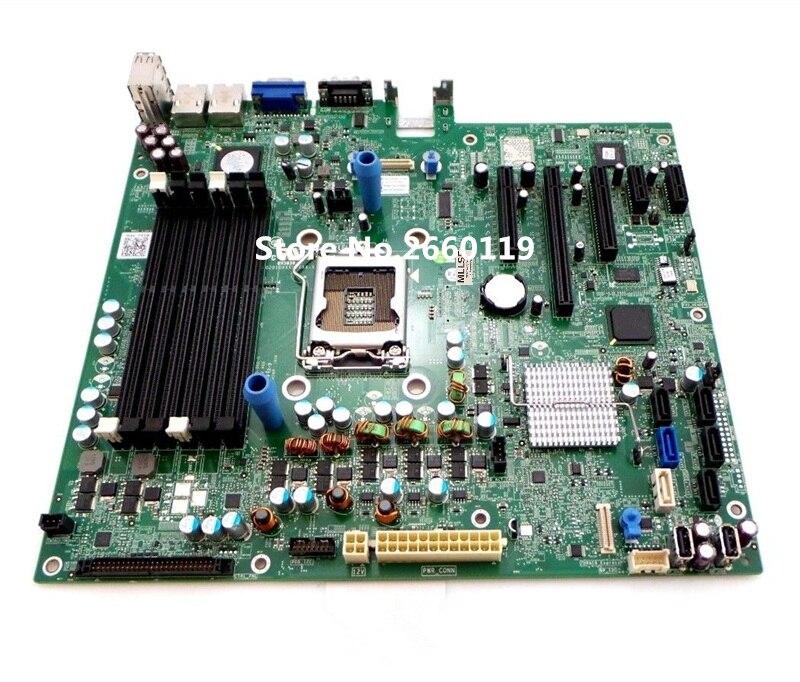 Server moederbord voor T310 KMW1J MNFTH P673K moederbord Volledig getest