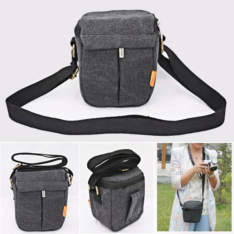Bolsa de cámara para Olympus stylus1 EP5 EPL5 EPL7 E-PL8 OLYMPUS PEN 1S con 14-42mm bolsa de hombro protectora de lente