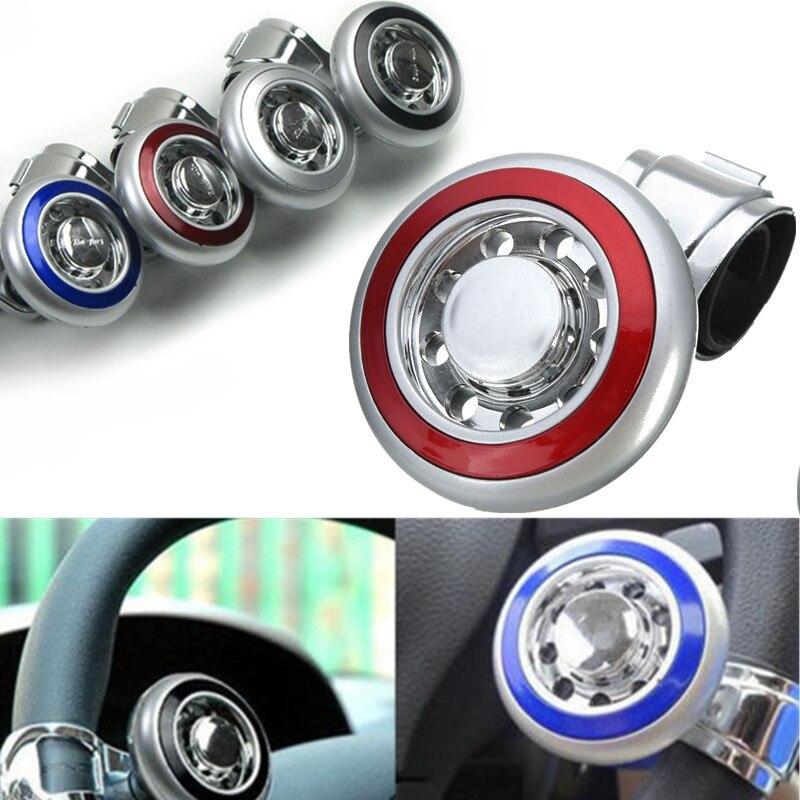 Car Styling Steering Wheel Power Handle Ball Hand Control Power Handle Grip Spinner Knob Grip Knob Turning Helper