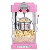 popcorn makers electric popcorn machine household and commercial small fully automatic non stick pan