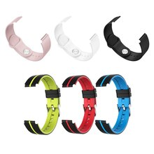 B57 montre intelligente Bracelet original silicone couleur Bracelet Silicone sport Bracelet de montre Bracelet remplacement B57 Bracelet Smartwatch