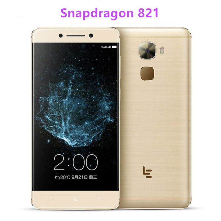 "Original Letv LeEco Le Pro 3 X720 4G/6G RAM 32G/64G ROM Snapdragon821 Quad Core 5.5"" Dual SIM 16MP 4070mAh NFC 4G LTE Mobile"