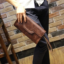 X-Online горячая Распродажа, хорошее качество, Мужская маленькая винтажная сумка-мессенджер, Мужская модная сумка-клатч, конверт