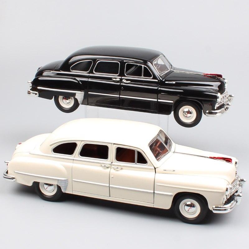 Классические игрушечные модели машин Gorkovsky Gorky, SIM, седан, Волга, литье под давлением, для коллекции, подарки, 1:24