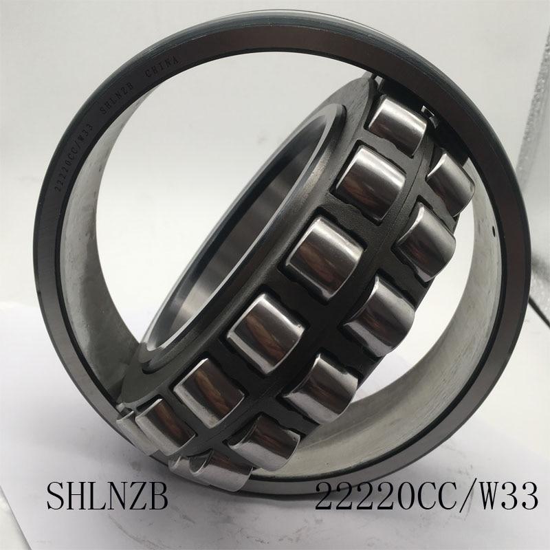 SHLNZB تحمل 1 قطعة 22238CC 22238CA 22238CA/W33 190*340*92 53538 صف مزدوج محامل كروية