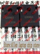 1 unids/lote SGW30N60 G30N60 a-247 en Stock