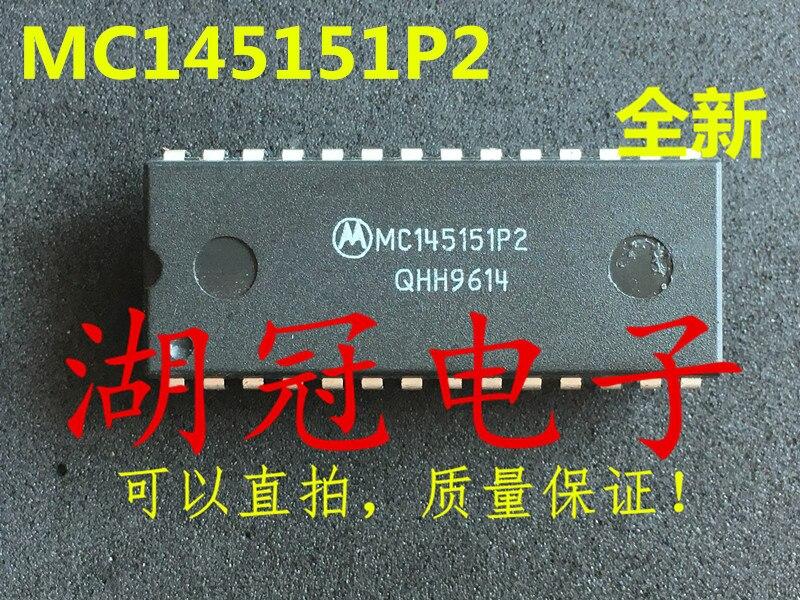 Envío gratuito MC145151P2 MC145151P2