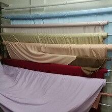 Шелковая ткань 100% тутового шелкопряда, ширина 300 см, 19 мм, однотонная, цветная, однотонная, окрашенная шелковая ткань, платье, ткань для постельного белья, шарф LS030019001